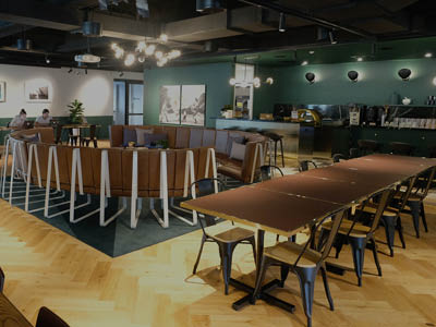 wework sydney coworking space