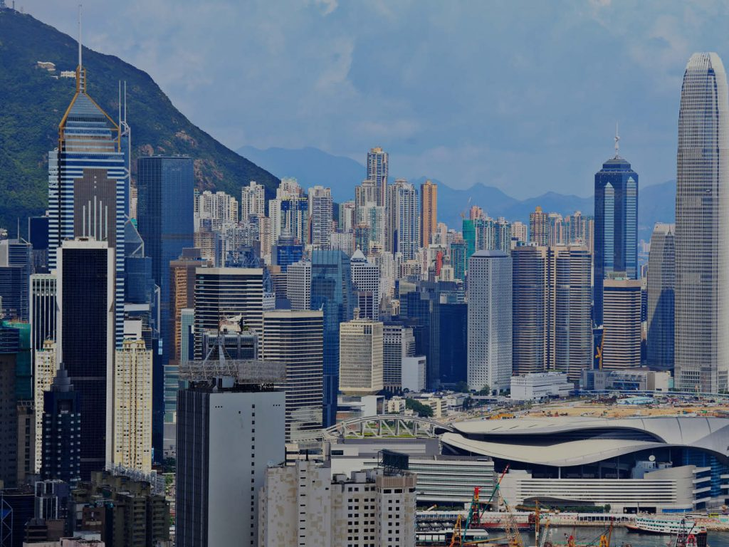 serviced office, coworking space and shared office space in Hong Kong
