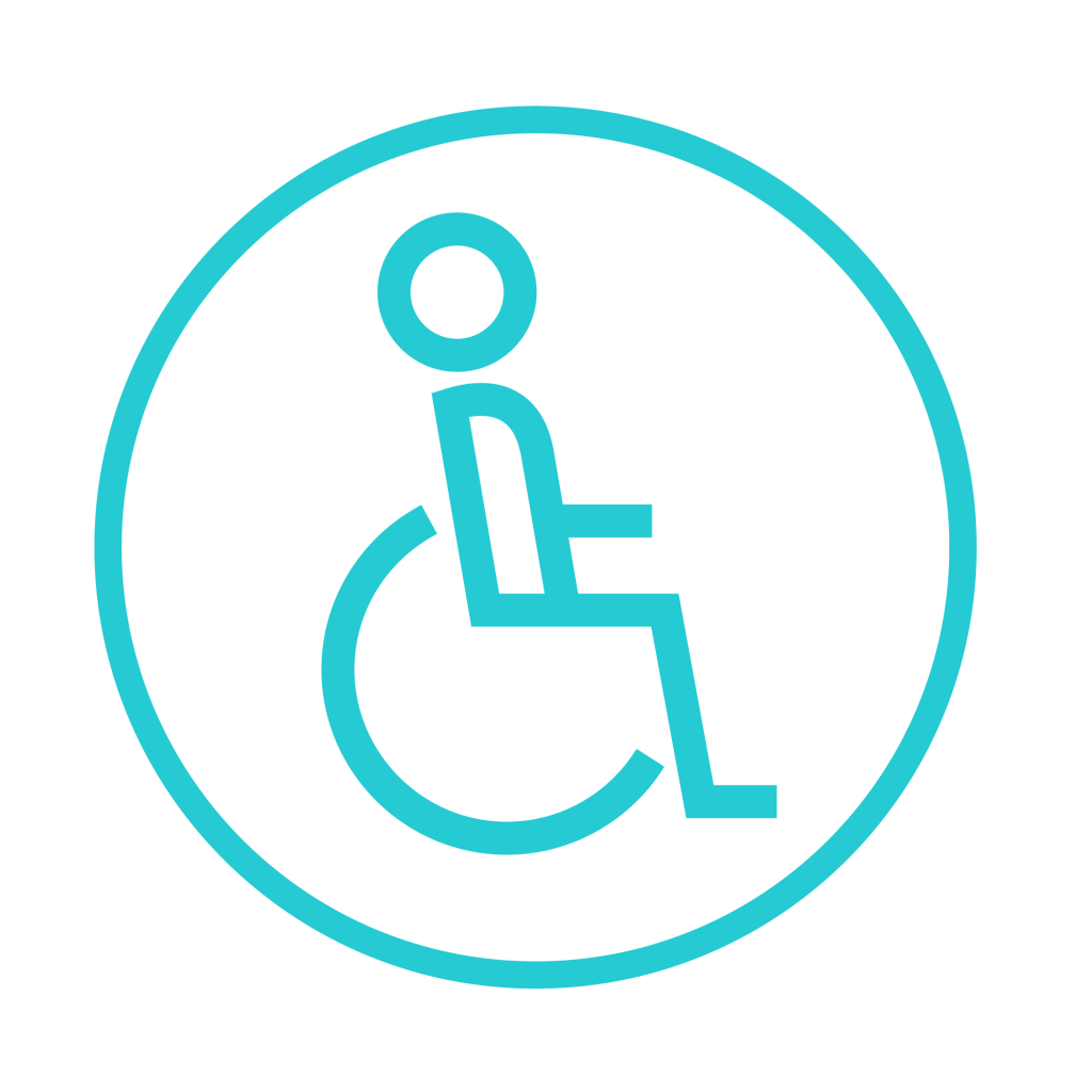 office hub web icons wheelchair access