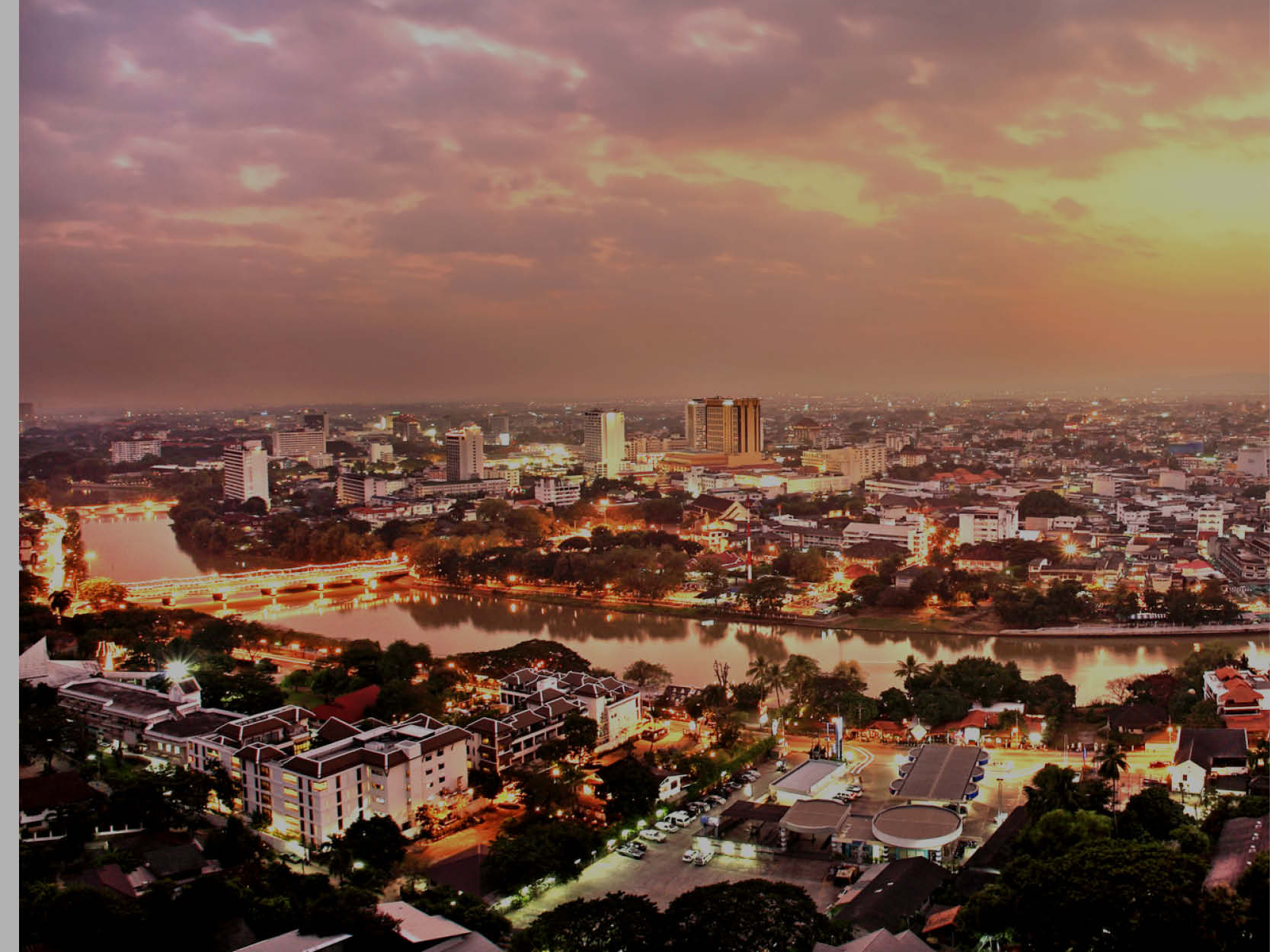Thailand | Serviced Office, Coworking Space or Shared Office.