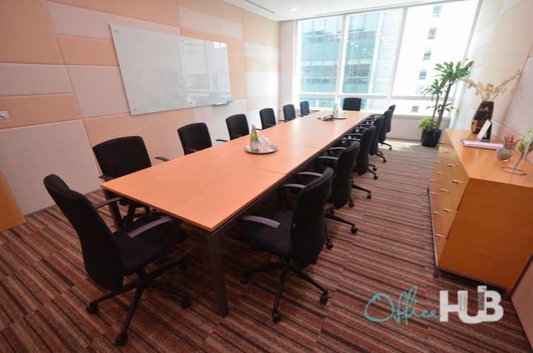 3 Person Private Office @ Raffles Place, Singapore, D01 Boat Quay