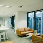 coworking space on collins street in melbourne