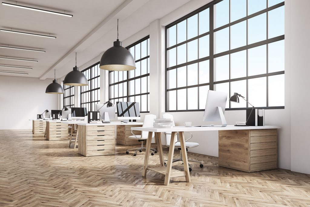 how to rent out office space