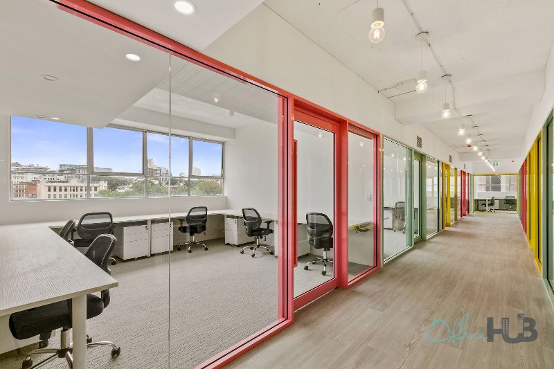 Case Study From Empty Space To Leading Coworking Office