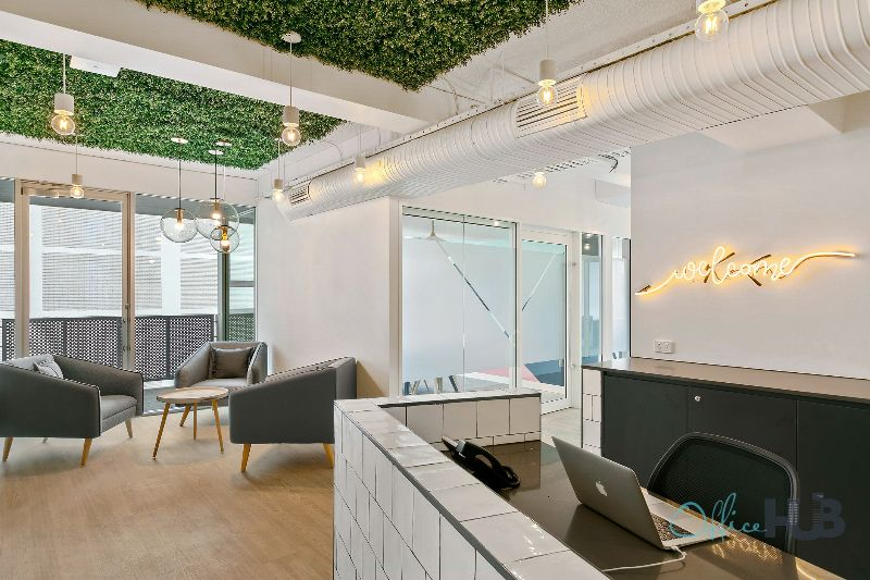 how emerge coworking rented out its office space case study