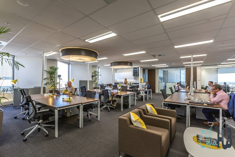 liberty serviced office perth