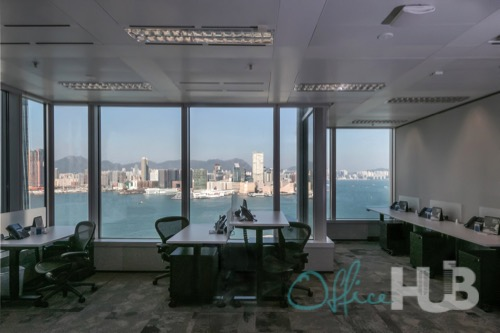 1 Person Private Office Harbour View Street Central