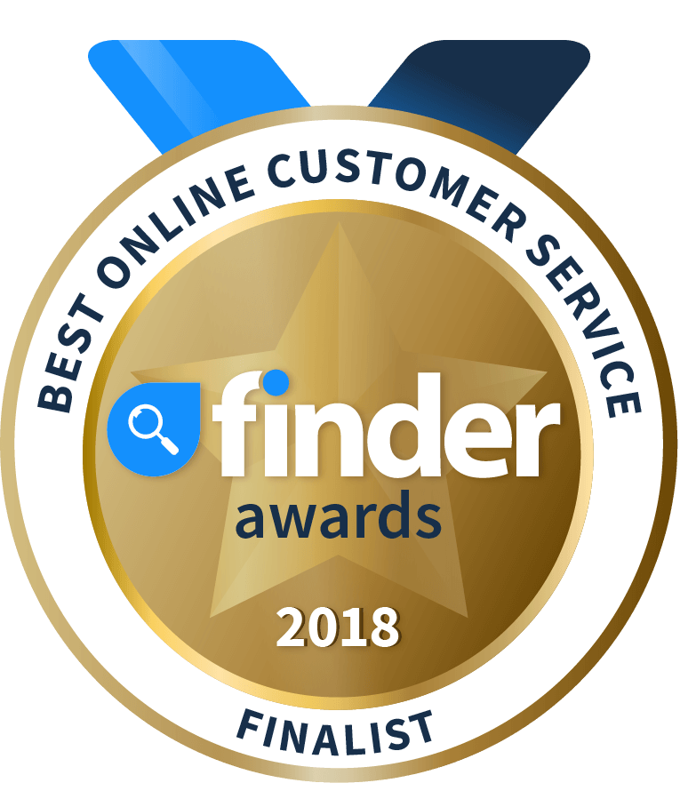 Finalist Best Online Customer Service