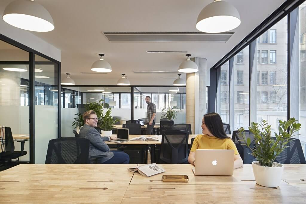 private office wework sydney