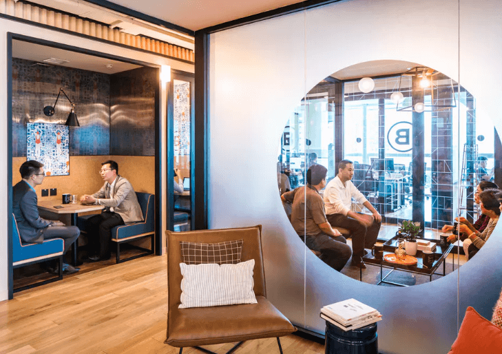 cheap coworking spaces singapore