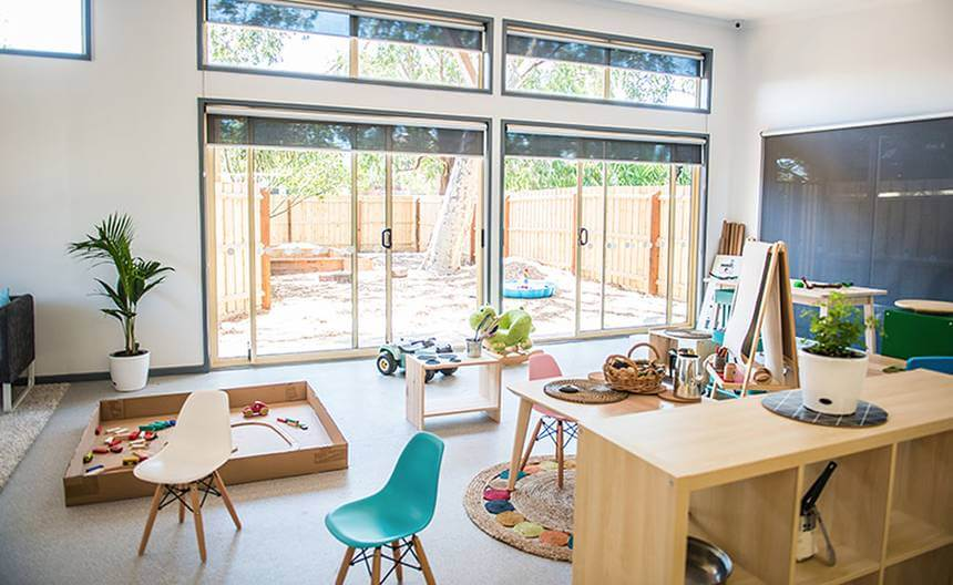 happy hub bub coworking and childcare centre in melbourne