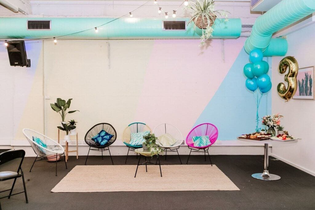 women-centric coworking space one roof in melbourne