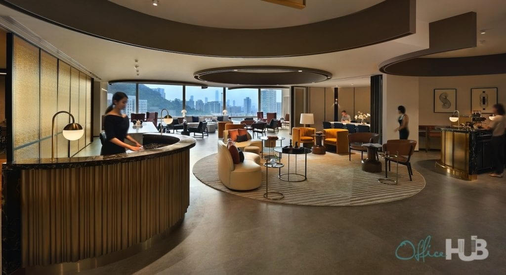 coworking space singapore - the great room