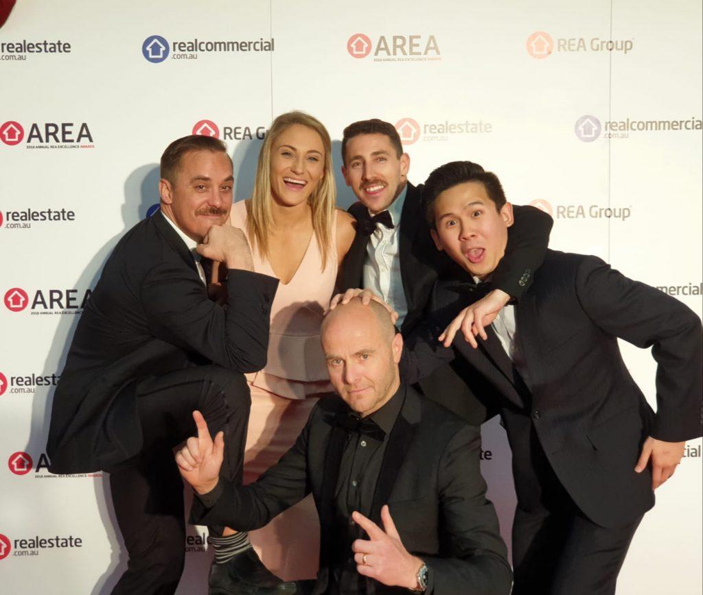 Office Hub AREA finalists in 2018