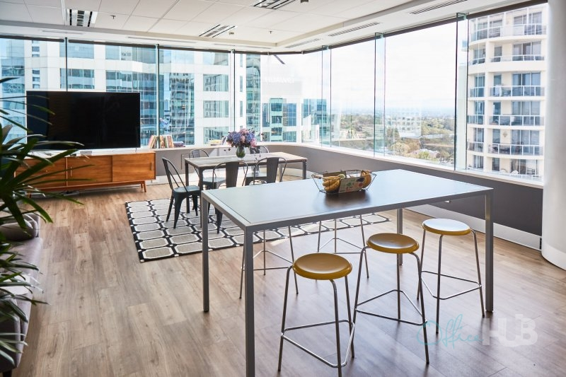 shared office space chatswood